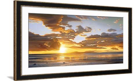 At Sundown-Dan Werner-Framed Art Print