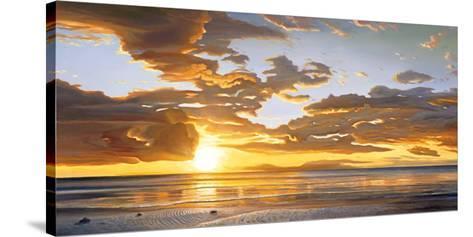 At Sundown-Dan Werner-Stretched Canvas Print