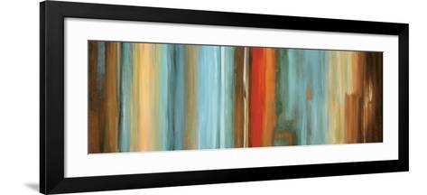 Flow I-Max Hansen-Framed Art Print