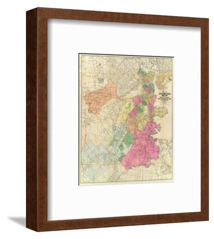 Boston, c.1888-Murdock Sampson-Framed Art Print