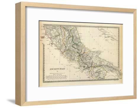 Ancient Italy II, c.1830--Framed Art Print