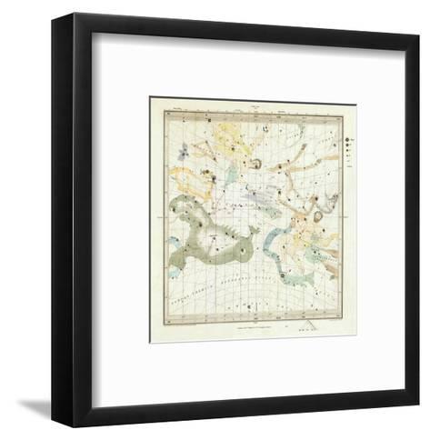 Celestial Anno 1830: No. 1. Sept., Oct., Nov., c.1844--Framed Art Print