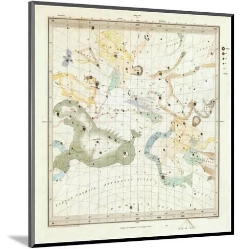 Celestial Anno 1830: No. 1. Sept., Oct., Nov., c.1844--Mounted Art Print