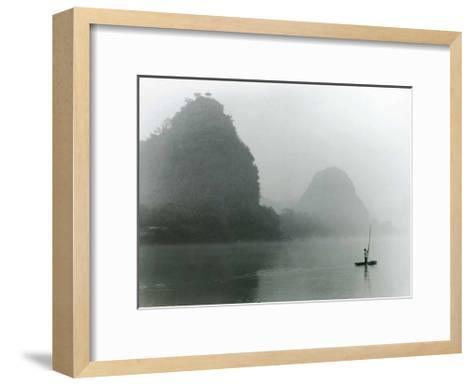 Endless Time-L^ Dixon-Framed Art Print
