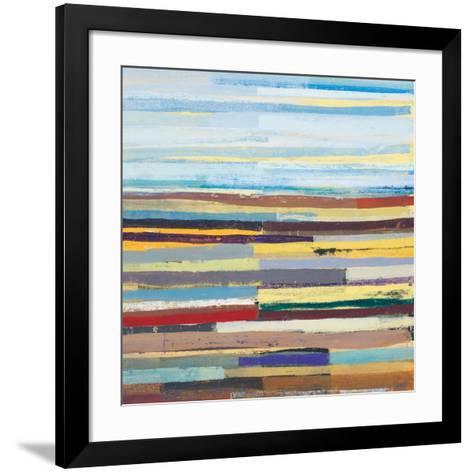Landform I-David Bailey-Framed Art Print