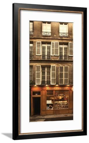 Boulangerie-Jim Chamberlain-Framed Art Print