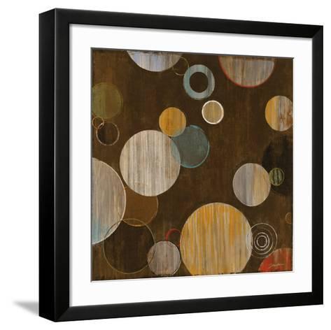 Warm Bubbles-Elizabeth Jardine-Framed Art Print
