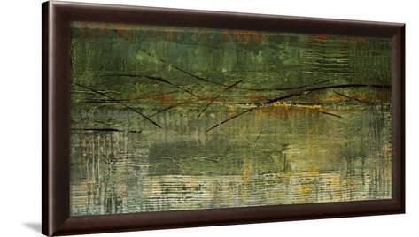 A Green Streak-Elizabeth Jardine-Framed Art Print