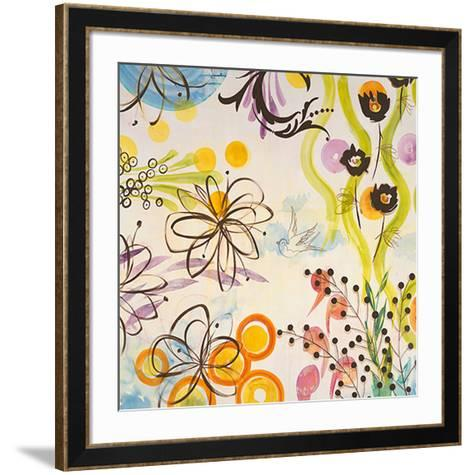 Garden of Eden-Elizabeth Jardine-Framed Art Print