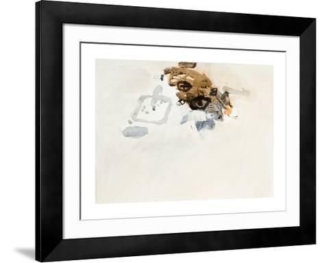 Rendre Compte, 2008-Gabriel Belgeonne-Framed Art Print