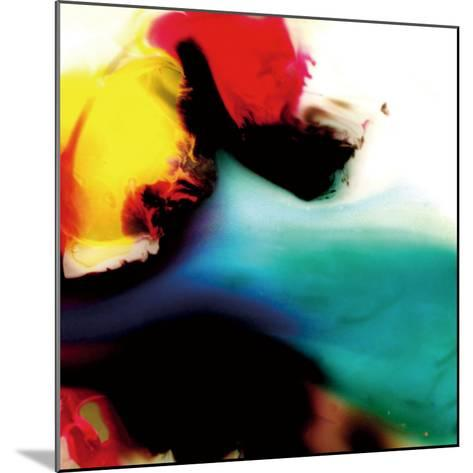 Multicolored Abstract Intersection, c. 2008-Pier Mahieu-Mounted Premium Giclee Print
