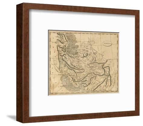 Persia, c.1812-Aaron Arrowsmith-Framed Art Print
