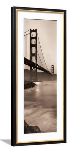 Golden Gate Bridge I-Alan Blaustein-Framed Art Print
