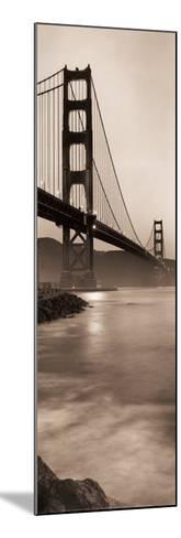 Golden Gate Bridge I-Alan Blaustein-Mounted Art Print