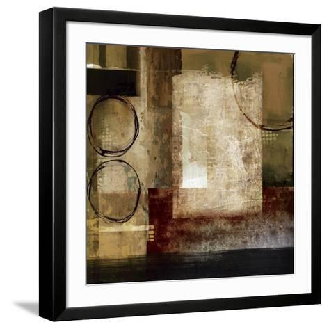 Manhattan Melody-Keith Mallett-Framed Art Print
