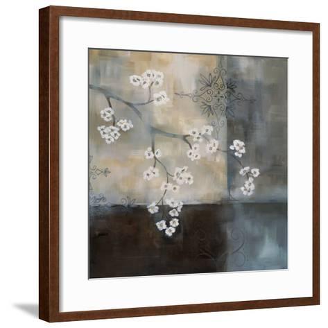 Spa Blossom II-Laurie Maitland-Framed Art Print