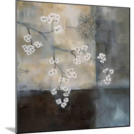 Spa Blossom II-Laurie Maitland-Mounted Art Print