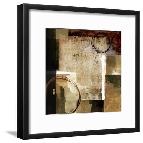 Broadway Rhythm-Keith Mallett-Framed Art Print