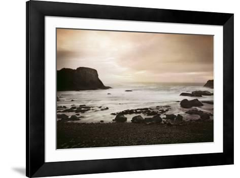 Yaquina Bay-John Rehner-Framed Art Print