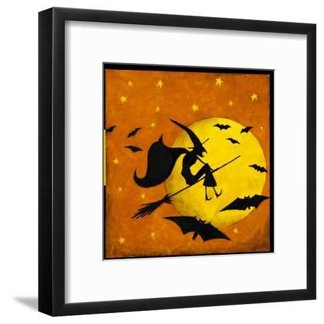 Witch-Dan Dipaolo-Framed Art Print