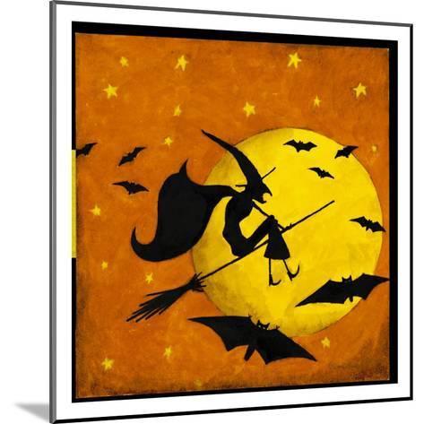 Witch-Dan Dipaolo-Mounted Art Print