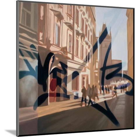 From Old Town II-James Nye-Mounted Art Print