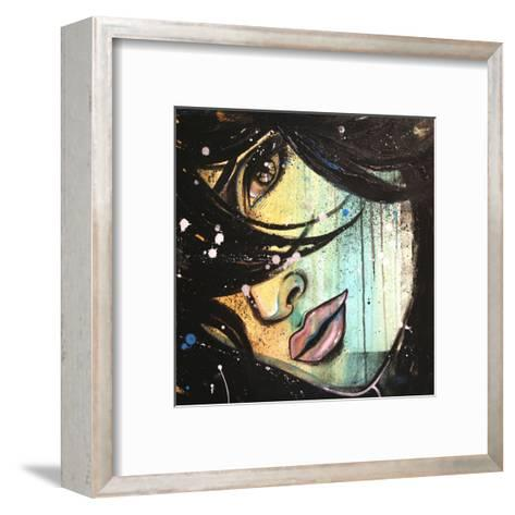 Journee d'Hiver-Vicky Filiault-Framed Art Print