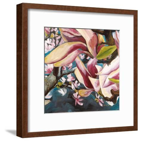 Courage to Grow I-Mary Mclorn Valle-Framed Art Print