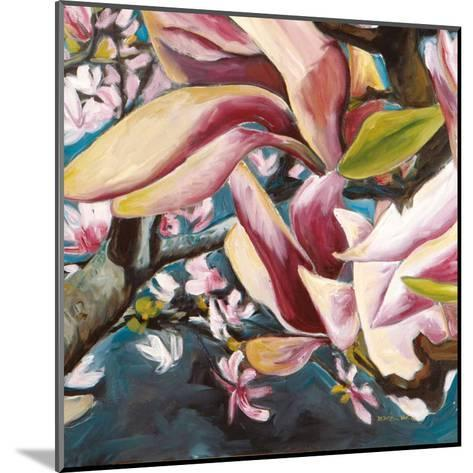 Courage to Grow I-Mary Mclorn Valle-Mounted Art Print