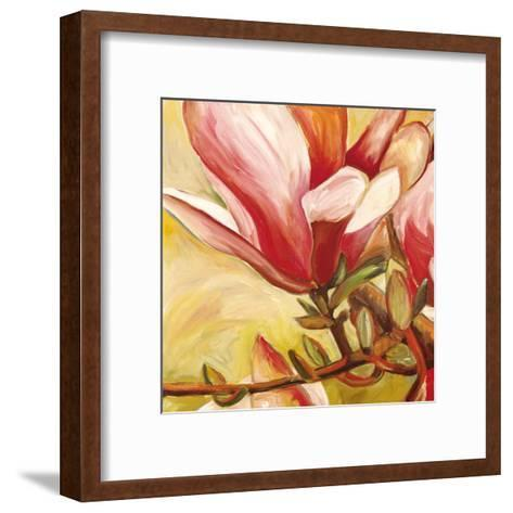 Connection I-Mary Mclorn Valle-Framed Art Print