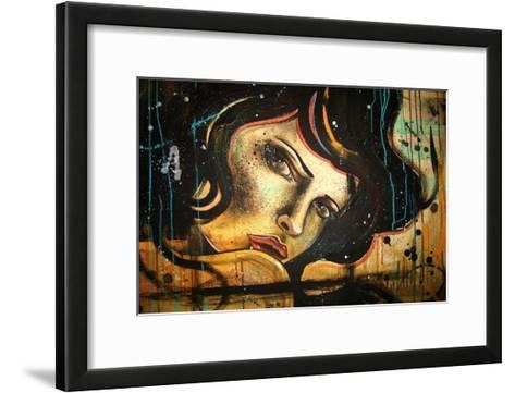 La Boheme-Vicky Filiault-Framed Art Print