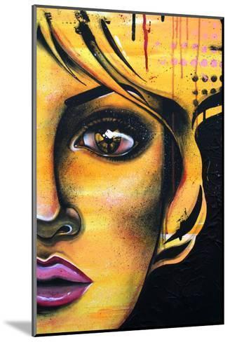 L'Ame Jaune-Vicky Filiault-Mounted Art Print