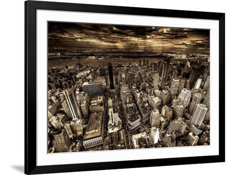 Metropolis-Michael Felmann-Framed Art Print