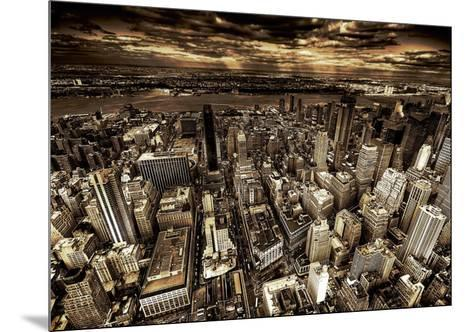 Metropolis-Michael Felmann-Mounted Art Print