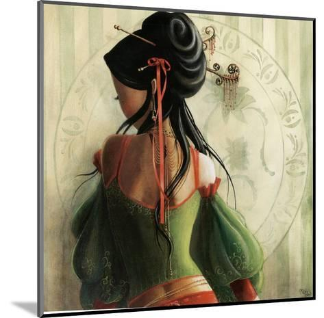 Lola-Misstigri-Mounted Art Print