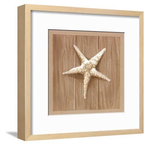 Etoile de Mer-Pascal Cessou-Framed Art Print