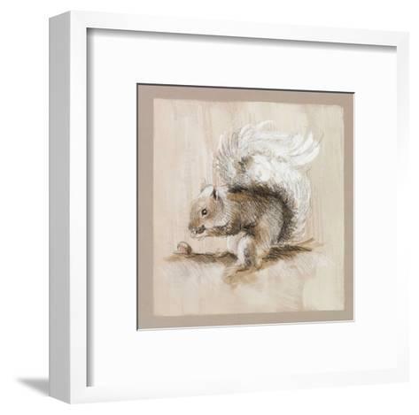 L'Ecureuil-Pascal Cessou-Framed Art Print