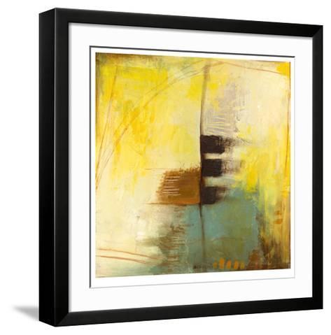 Counter Weight II-Jennifer Goldberger-Framed Art Print