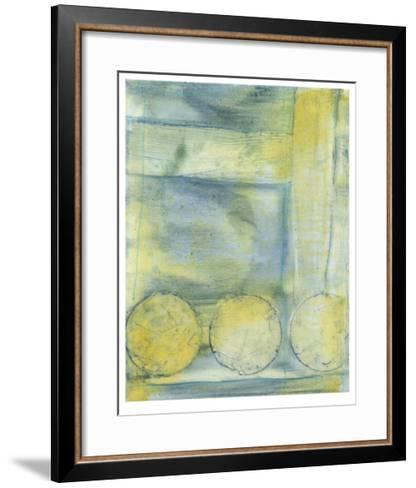 Energy I-Jennifer Goldberger-Framed Art Print
