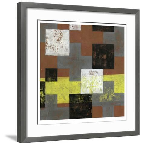 Positive Charge I-Jennifer Goldberger-Framed Art Print