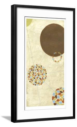 Constellation III-Erica J^ Vess-Framed Art Print