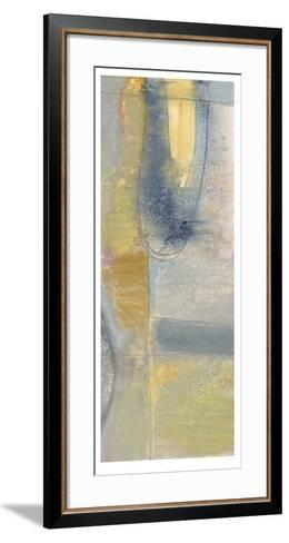 Pastel Fusion I-Jennifer Goldberger-Framed Art Print