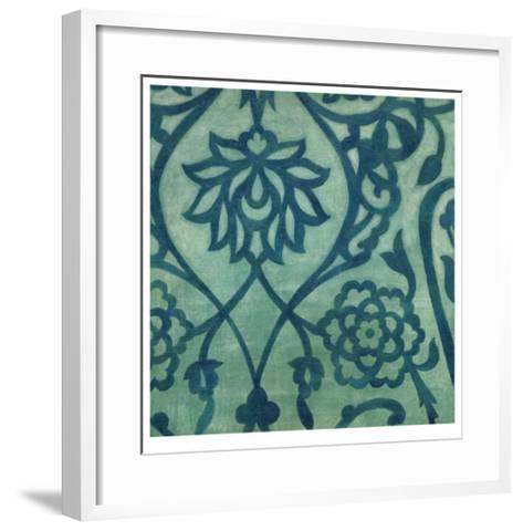 Persian Motif II-Megan Meagher-Framed Art Print