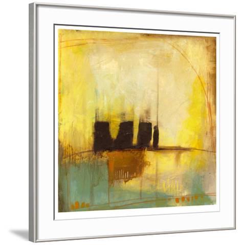 Counter Weight I-Jennifer Goldberger-Framed Art Print