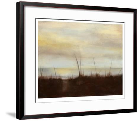 Sunrise Stroll IV-Jennifer Goldberger-Framed Art Print