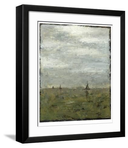 Out to Sea I-Megan Meagher-Framed Art Print
