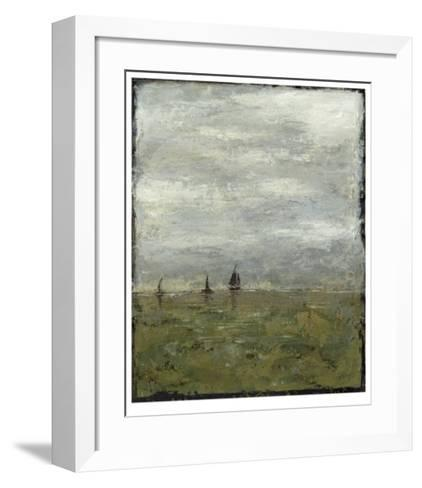 Out to Sea II-Megan Meagher-Framed Art Print