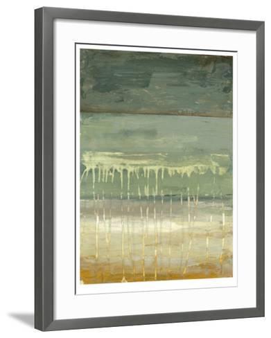 Marine Abstract I-Jennifer Goldberger-Framed Art Print