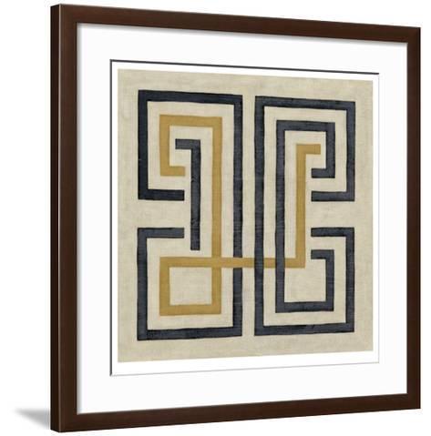 Diversion IV-Chariklia Zarris-Framed Art Print