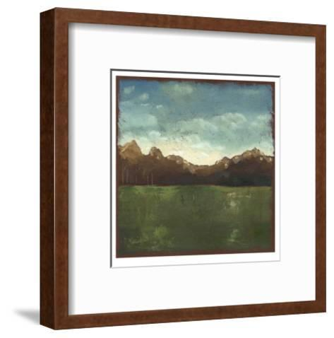Rural Retreat III-Chariklia Zarris-Framed Art Print